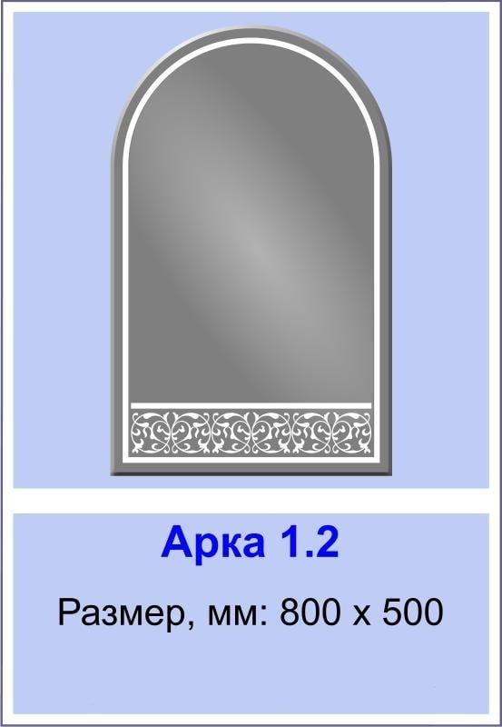 arka 3 Зеркала