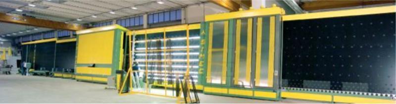 oborudovanie simec big Оборудование для производства стеклопакетов