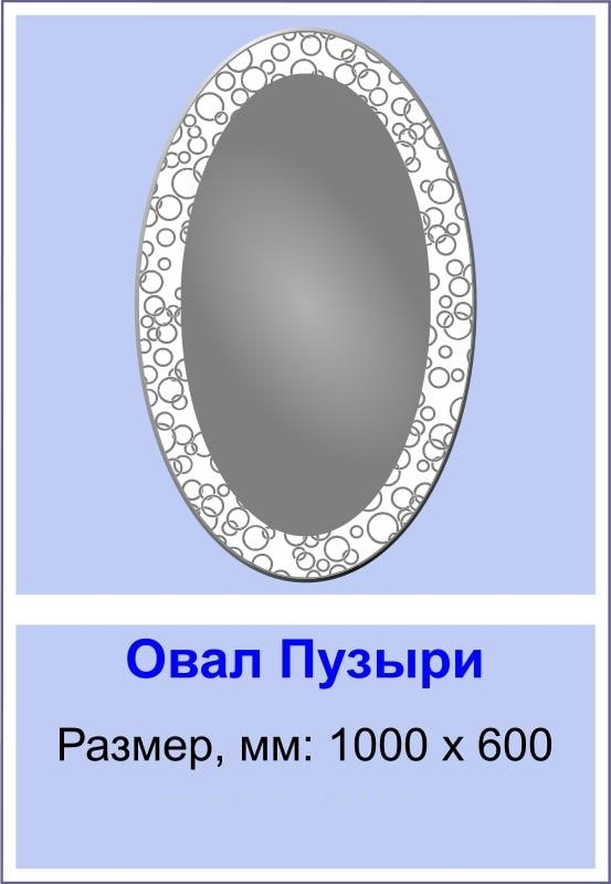 oval 5 Дзеркала