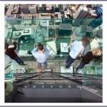 balkon103 2 150x150 Стеклянный балкон на 103 м этаже в Чикаго, США