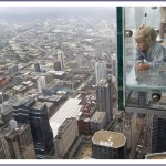 balkon103 4 150x150 Стеклянный балкон на 103 м этаже в Чикаго, США