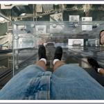 balkon103 6 150x150 Стеклянный балкон на 103 м этаже в Чикаго, США