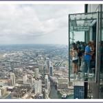 balkon103 7 150x150 Стеклянный балкон на 103 м этаже в Чикаго, США