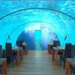 ithaa 1 150x150 Подводный ресторан Ithaa, Мальдивы