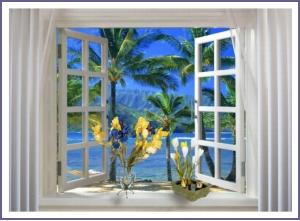 okno Теплосберегающий стеклопакет
