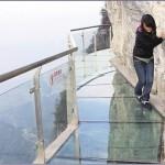 tyanmen 1 150x150 Стеклянная дорожка на горе Тяньмэнь, Китай