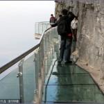 tyanmen 4 150x150 Стеклянная дорожка на горе Тяньмэнь, Китай