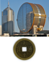 Bank moneta Пазлы