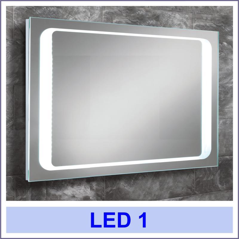 led 1 3 Дзеркала з LED підсвіткою