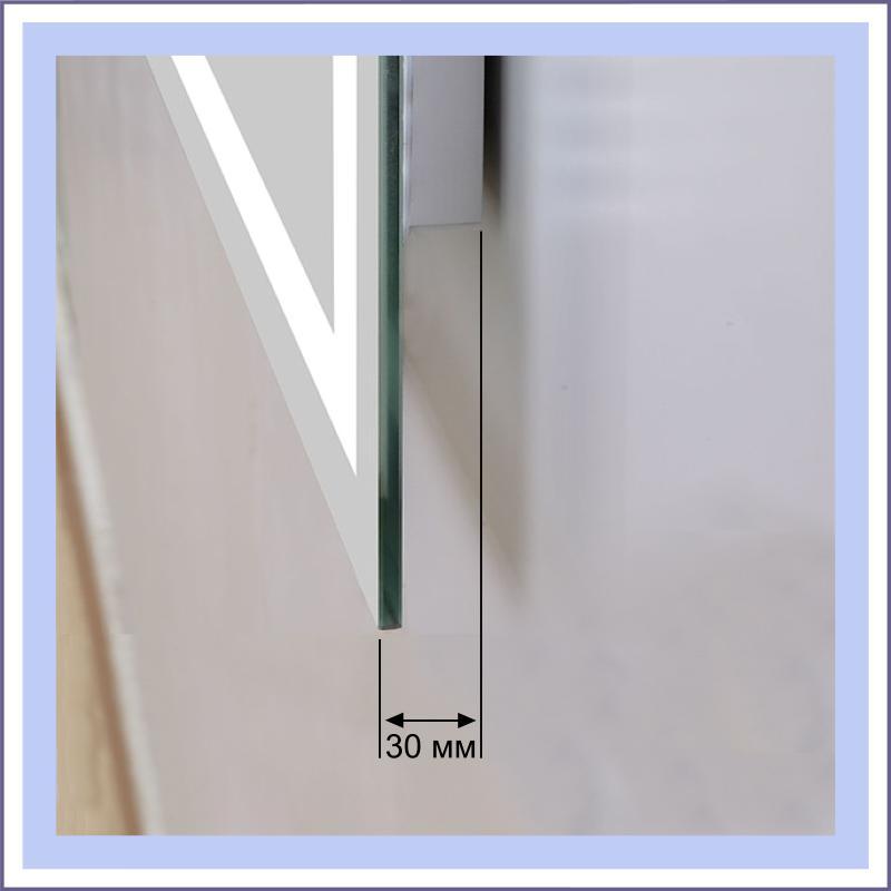led razmer 2 Дзеркала з LED підсвіткою